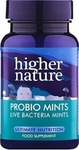 Higher Nature Probio Mints 60 κάψουλες