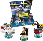 Lego Dimensions - The Ghostbusters Level Pack