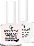 Golden Rose French Manicure Set 04