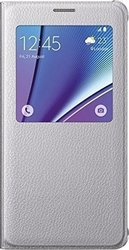 Samsung S-View Cover Silver (N920F Galaxy Note 5)