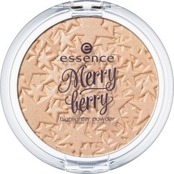 Essence Merry Berry Highlighter Powder 01 I Love My Golden Pumps 9gr