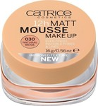 Catrice Cosmetics 12h Matt Mousse Make Up 030 Natural Beige 16gr