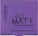 Catrice Cosmetics All Matt Anti-Shine Paper 50τμχ