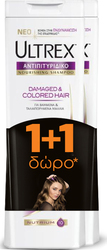 Ultrex Damaged & Colored Hair 2x400ml
