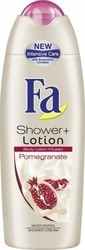 Fa Foam Bath + Lotion Pomegranate 750ml