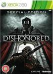 Dishonored (Special Edition) XBOX 360