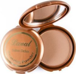 Laval Salon Deluxe Pressed Bronzing Powder Medium Matte 11gr