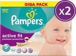 Pampers Active Fit Giga Pack No 5 (11-23Kg) 2*92τμχ
