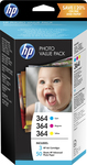 HP 364 Value Pack Photo (T9D88EE)