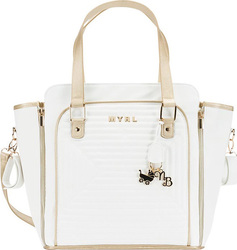 Mayoral Changing Bag Off White