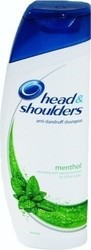 Head & Shoulders Anti-Dandruff Shampoo Menthol 400ml