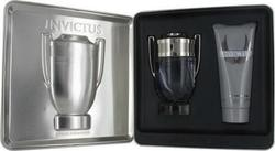 Paco Rabanne Gift Set For Him Invictus Eau de Toilette 100ml & Shower Gel 100ml