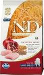 N&D Low Grain Chicken & Pomegranate Puppy Maxi 12kg