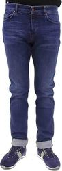 BOSS GREEN SLIM FIT JEANS IN STRETCH COTTON DELAWARE 1