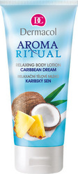 Dermacol Aroma Ritual Body Lotion Caribbean Dream 200ml