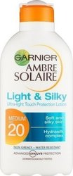Garnier Ambre Solaire Light & Silky Lotion SPF20 200ml