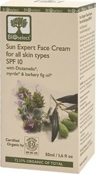 Bioselect Sun Expert Face Cream for All Skin Types SPF10 100ml