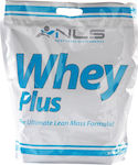 NLS Whey Plus 4540gr Βανίλια