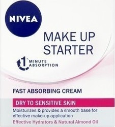 Nivea Make Up Starter Express Hydration Primer Dry/Sensitive Skin 50ml