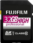 Fujifilm High Professional SDHC 32GB U1
