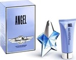Mugler Angel Eau de Parfum 50ml & Body Lotion 100ml