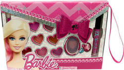 Markwins International Barbie Fabulous Shades of Pink Beauty Purse
