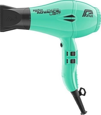 Parlux Advance® Light Ionic and Ceramic Hair Dryer Azzuro
