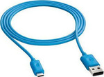 Nokia USB 2.0 to micro USB Cable Blue (CA-190CD) (Retail)