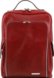 Tuscany Leather Bangkok Leather laptop TL141289 Red