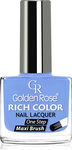 Golden Rose Rich Color Nail Lacquer No 62