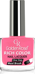 Golden Rose Rich Color Nail Lacquer No 63