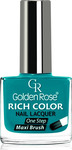 Golden Rose Rich Color Nail Lacquer No 19