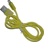 Volte-Tel USB 2.0 to micro USB Cable Yellow 1m (VCD-01)