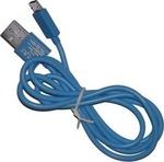 Volte-Tel USB 2.0 to micro USB Cable Blue 1m (VCD-01)