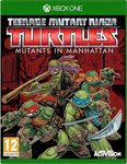 Teenage Mutant Ninja Turtles Mutants in Manhattan XBOX ONE