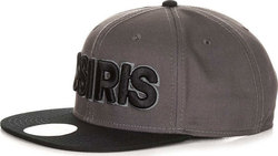 OSIRIS 83 SNAPBACK CAP CHARCOAL/BLACK