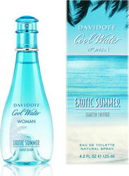 Davidoff Cool Water Woman Exotic Summer Eau de Toilette 100ml