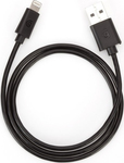 Griffin USB to Lightning Cable Black 0.6m (GC36631-2)