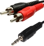 OEM Cable 3.5mm male - RCA male 3m (30183)