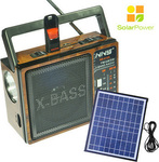 OEM Solar Radio/Flashlight NNS NS-215S