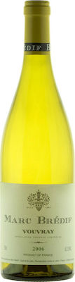 Ladoucette Marc Bredif Vouvray Λευκό 750ml