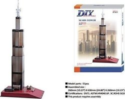 Sears Tower 3D Puzzle 51pcs (2802-E) OEM