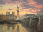 Evening Mood in London 1000pcs (59471) Schmidt