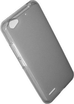 detailed look 5af06 2c817 ZTE Blade A460 TPU Silicone Back Cover Case Grey (oem)