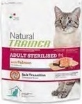 Natural Trainer Adult Sterilized Salmon 0.3kg