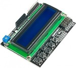OEM LCD 16x2 + Keypad Shield