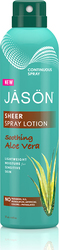 Jason Sheer Spray Lotion Soothing Aloe Vera 177ml