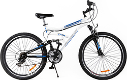 Passati X Flow 26'' Full Suspension