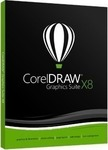 Corel Coreldraw Graphics Suite X8 (Upgrade License)