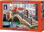 Venice Bridge 2000pcs (C-200559) Castorland